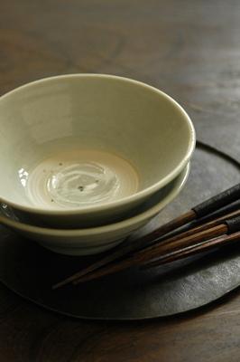 伊藤聡信 白磁4寸小鉢