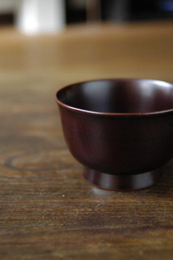 蜂谷隆之 百福オリジナル汁椀