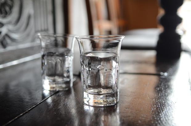 沖澤康平 ミニグラス