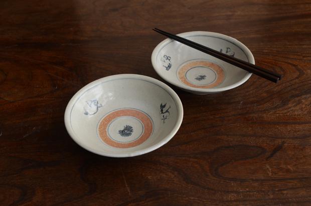 田村文宏 印判5寸鉢