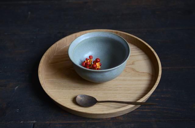 鈴木宏美 宵色リム付小鉢