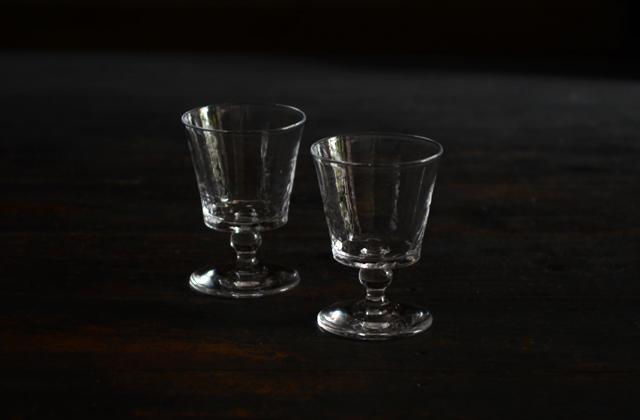 沖澤康平 ワイングラス
