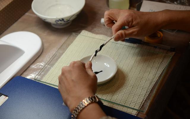 天野志美さんの金継教室