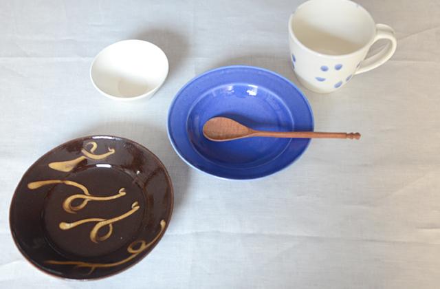 パンとスープの器展