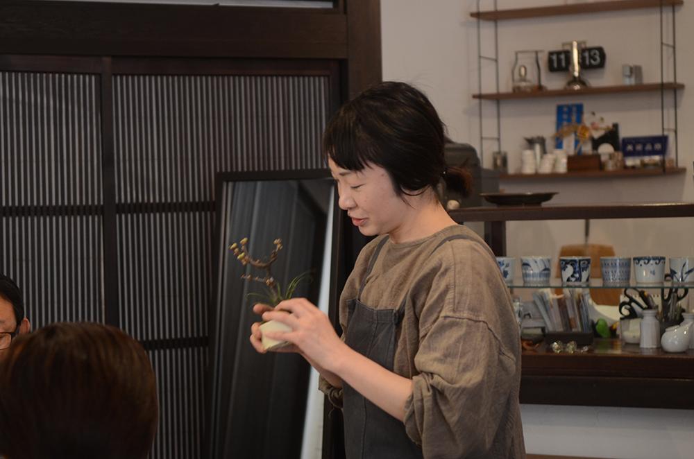 古川桜さんより赤絵の器ほか届きました