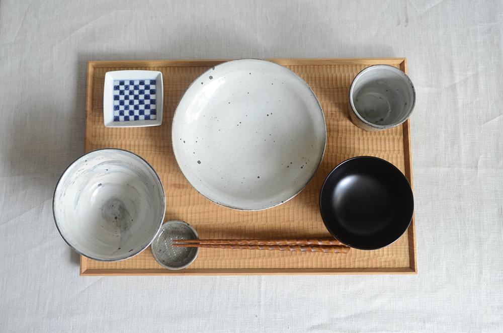 栃木の高塚和則さんからサクラの一人膳など届いています。