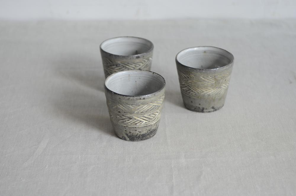 増田勉展 4 飲み物の器