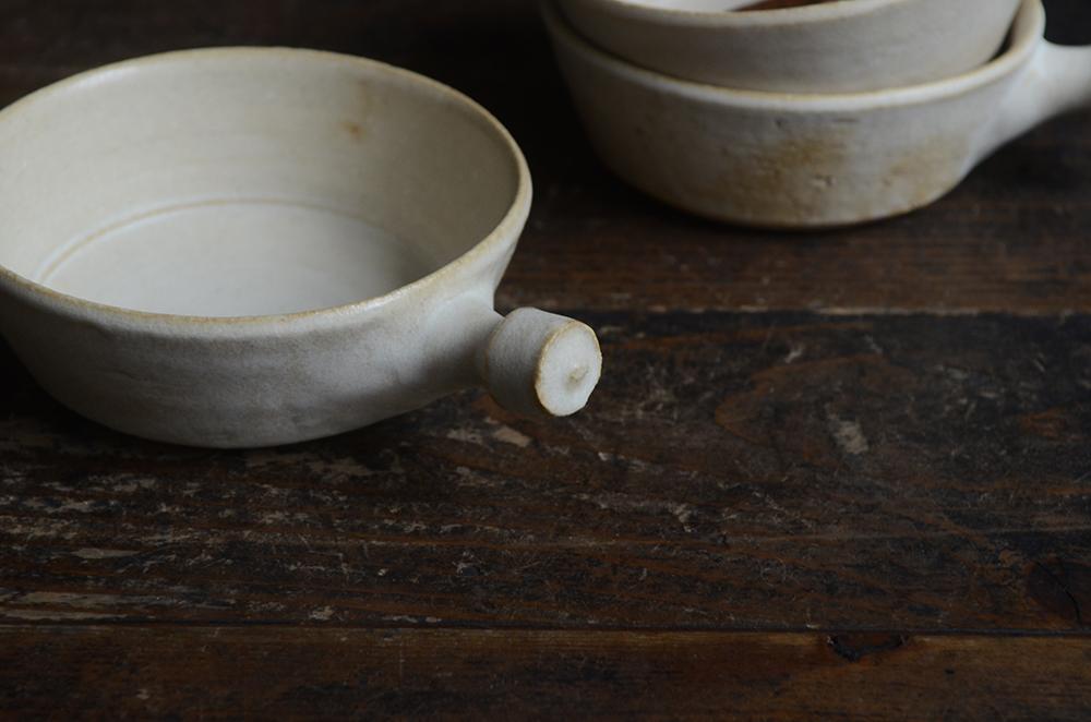 内田可織展 3 耐熱グラタン皿いろいろ