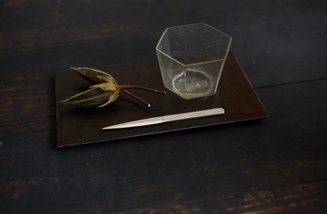 土田和茂 板皿