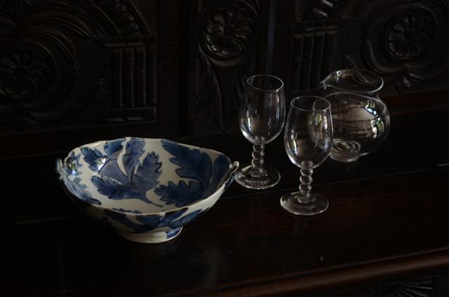 沖澤康平(ガラス) 古川桜(磁器) 二人展