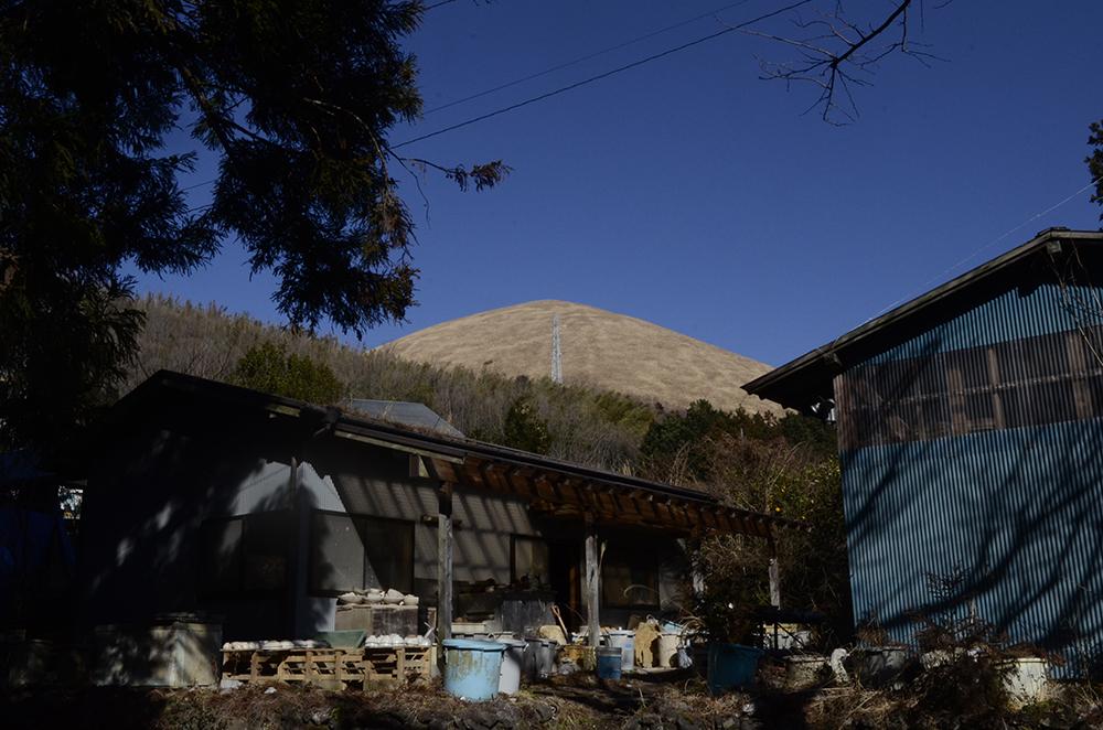 静岡県伊豆高原にある村木雄児さんの工房にお邪魔しました