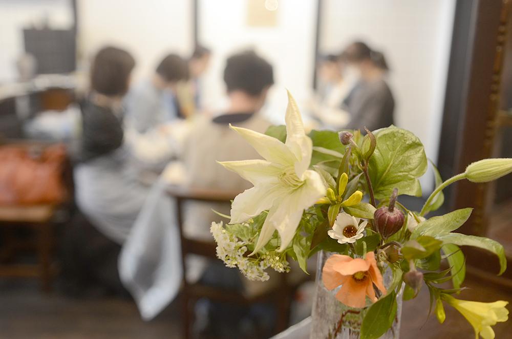 天野志美さんの金継教室3回目でした