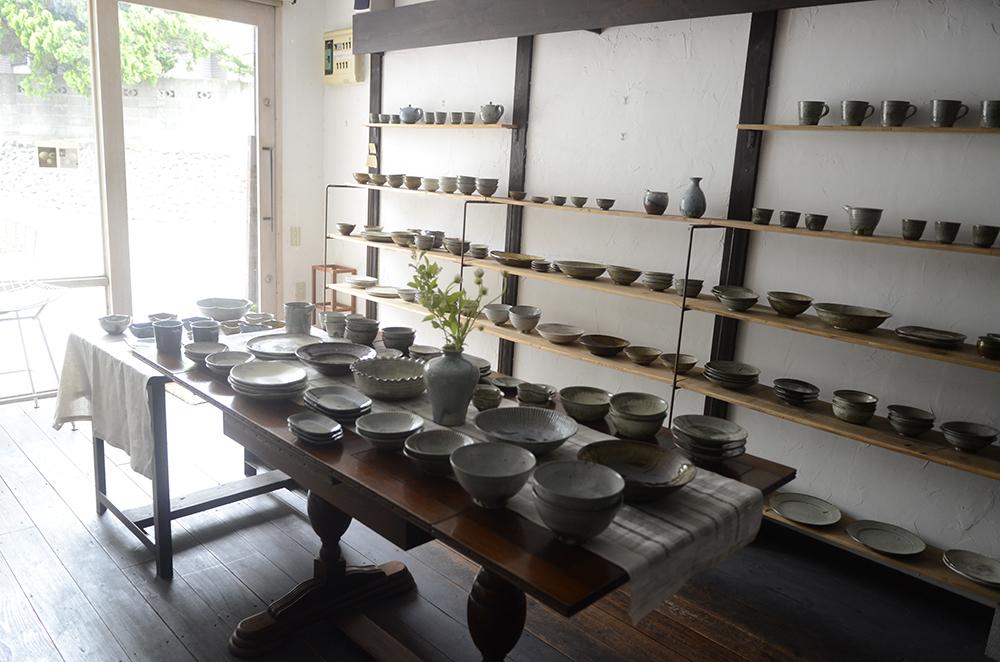 大阪の山本拓也さんからリム皿入荷しました