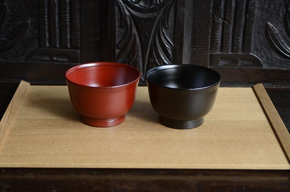 静岡県河津の蜂谷隆之さんからお正月に使いたい漆椀いろいろ届きました!