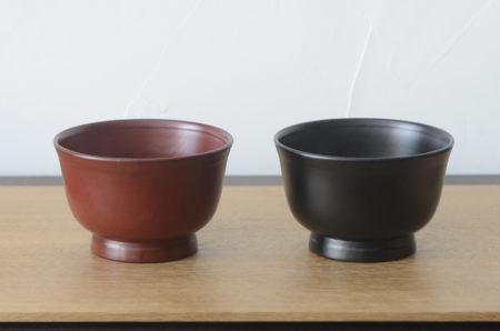 静岡の蜂谷隆之さんから百福オリジナル汁椀が再入荷しています