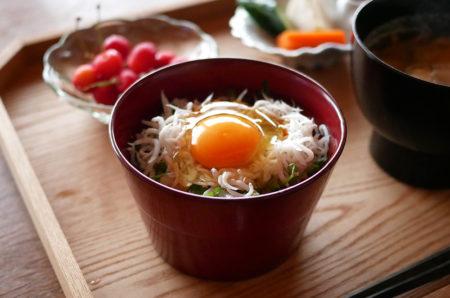 和食は漆器で食べたい。